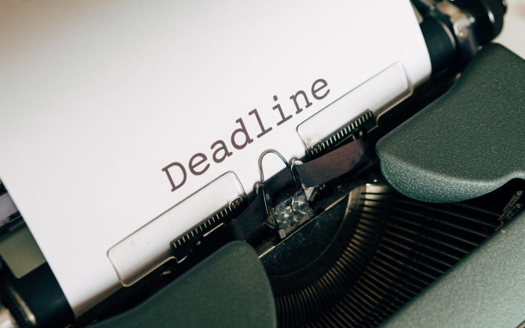 DAC 6 Reporting deadlines